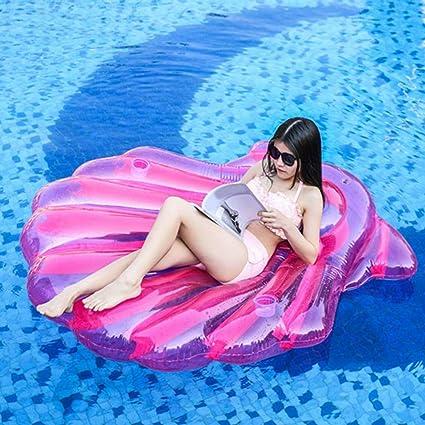Amazon.com: Taimot Premium Swimming Pool Float with Pink ...