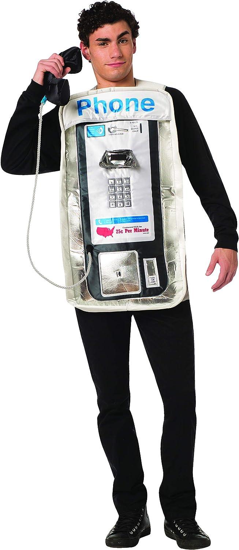 Rasta Imposta Adult Pay Phone Costume