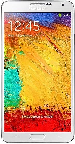 Samsung Galaxy Note 3 N9005 - Smartphone libre Android, blanco ...