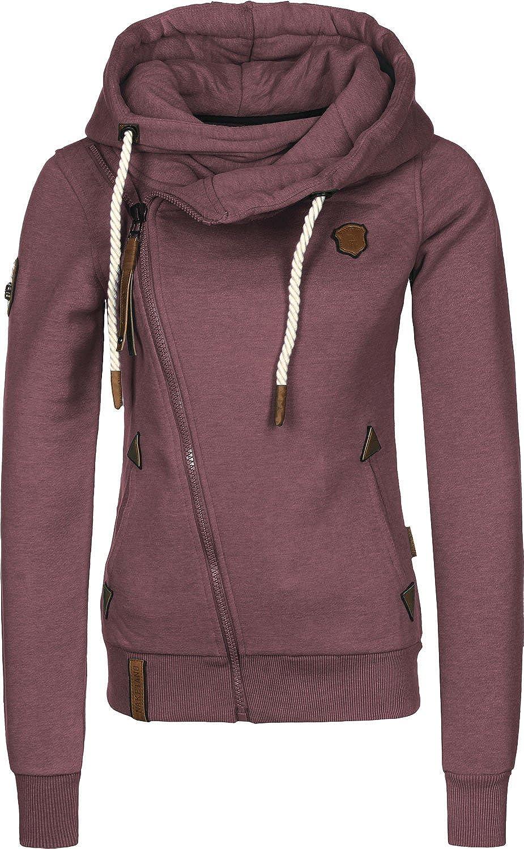 naketano female zipper jacket family biz ii, Naketano Brazzo