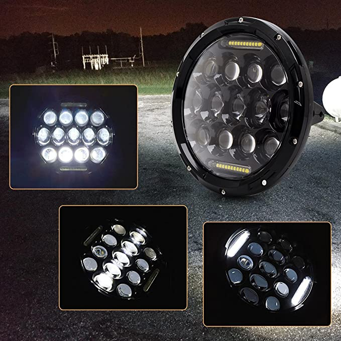 LAND ROVER DEFENDER LED FOG & REVERSE LIGHT PLUGS UPGRADE KIT SET LAMP
