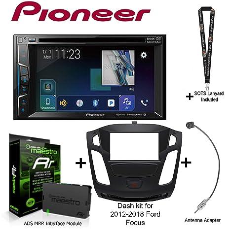 Amazon.com: Pioneer AVH1440NEX - Receptor de DVD con Apple ...
