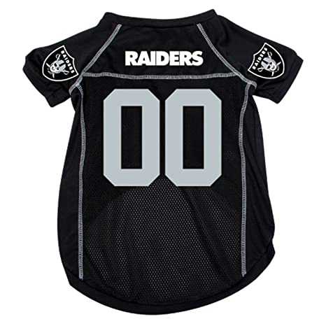 new styles f6866 30534 NFL Oakland Raiders Pet Jersey