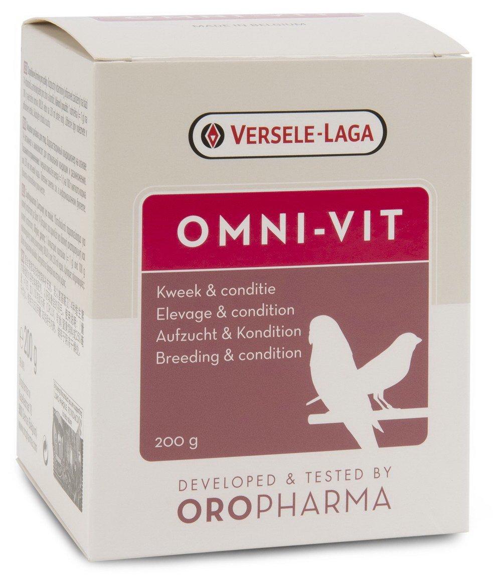 Oropharma Versele-laga Omni-vit 200 Grams for Birds