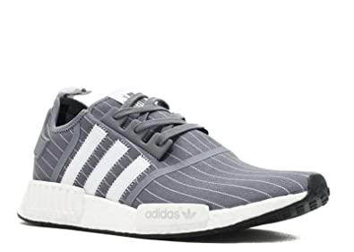 83146871fa3 adidas NMD R1 Bedwin  Bedwin  - Bb3123 - Size 5 Grey