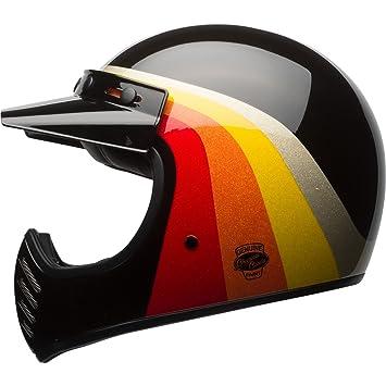 Bell Cascos Cruiser 2017 moto 3 adultos casco, química Candy negro/dorado, tamaño