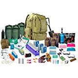 "3 Person 72hr "" Bug Out Bag"" Fluchtrucksack"