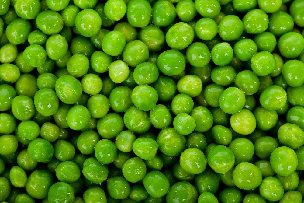 ORGANIC WHOLE GREEN PEAS- 24.98 Lbs.
