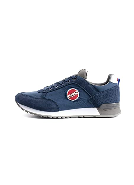 COLMAR Herren Sneaker Travis Farbes Struktur Mix  Amazon    Amazon Schuhe ... c7d732