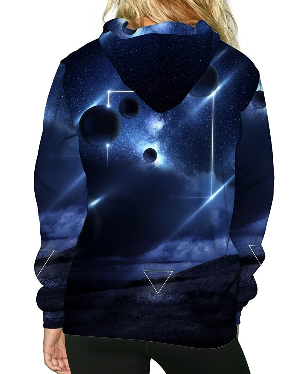 X-Small INTO THE AM Genesis Pullover Hoodie