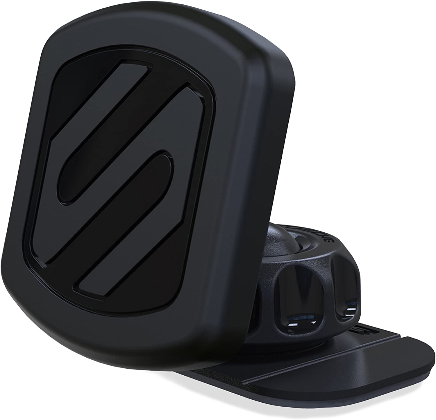 Black SCOSCHE MAGDGPS-R MagicMount Universal Magnetic Mount Holder for Mobile Devices Renewed