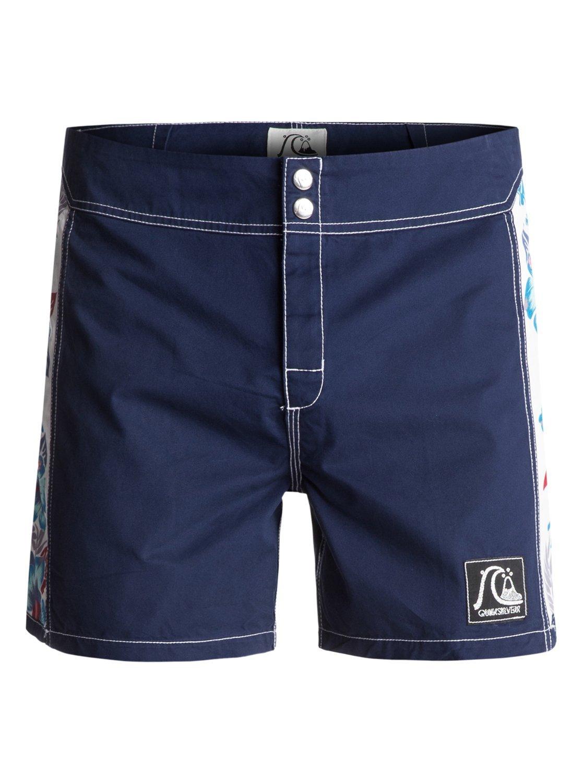 Quiksilver Mens Original Arch 15'' - Board Shorts Boardshorts Blue 38