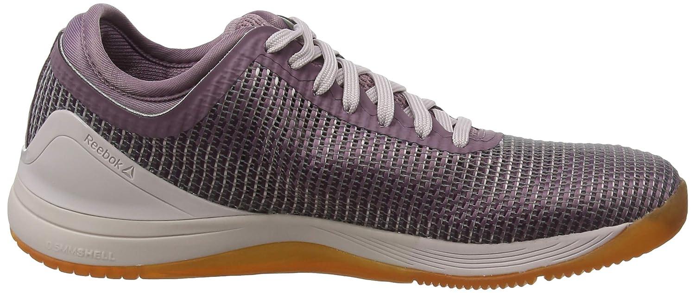 Reebok R Crossfit Nano 8.0, Zapatillas de Deporte para Mujer, Morado Ashen Lilac/Noble Orchid/Urban Violet Colores, 36 EU: Amazon.es: Zapatos y complementos