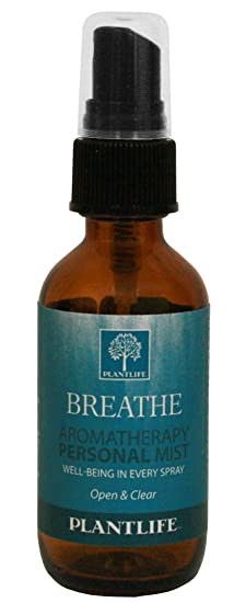 Plantlife Aromatherapy Personal Mist Breathe