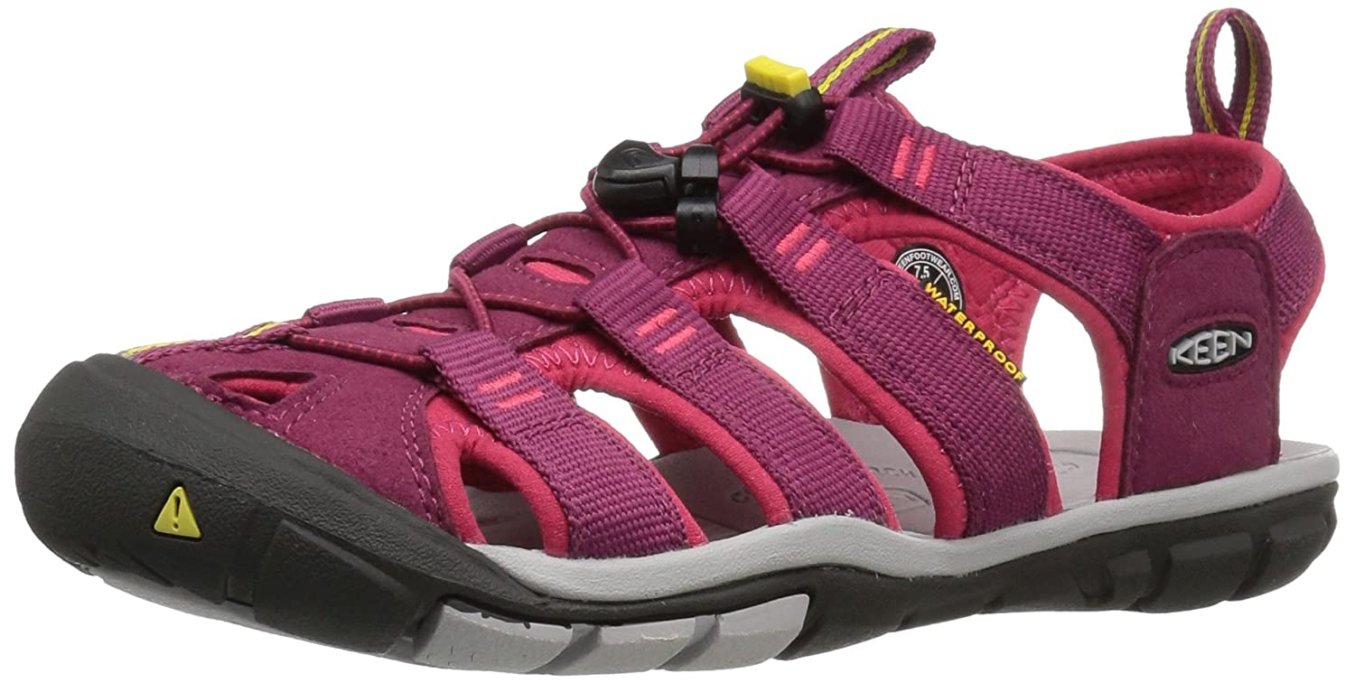 KEEN Women's Clearwater CNX Sandal B01H764ANC 9 B(M) US|Anemone/Acacia