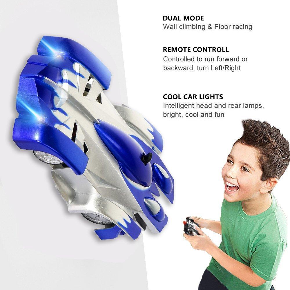 Joy-Jam Spielzeug für 5-8 Jahre alte Jungen RC Auto für Kinder Wand ...