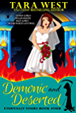 Demonic and Deserted (Eternally Yours Book 4)