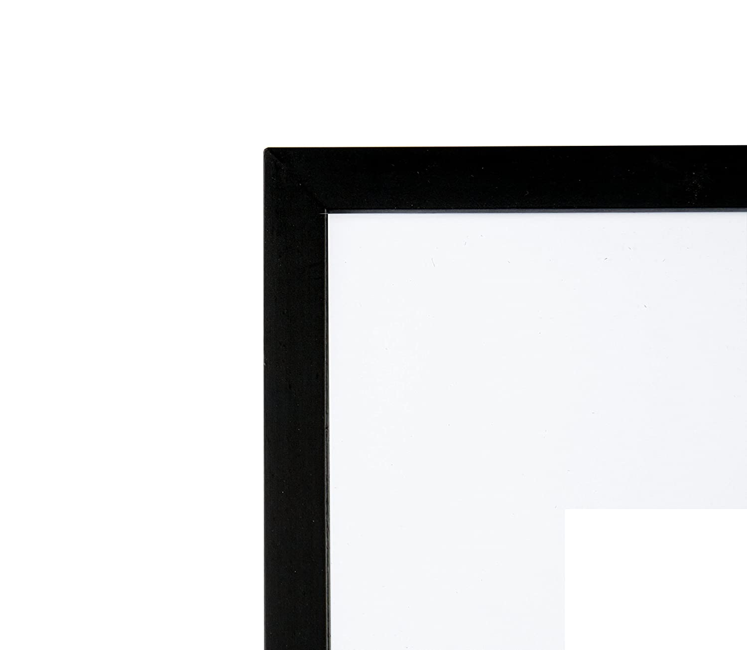 Snap Wood 2-Opening Frame, 11 by 14-Inch, Black Pinnacle Frames and ...