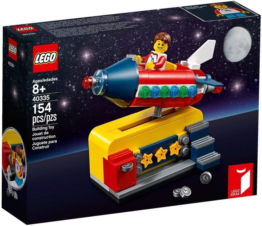 レゴ(LEGO) アイデア スペース・ロケット・ライド 40335