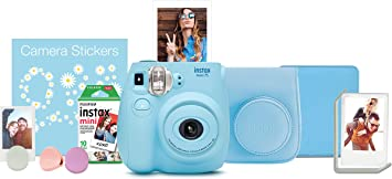 FUJIFILM Instax Mini 7s Instant Camera Bundle