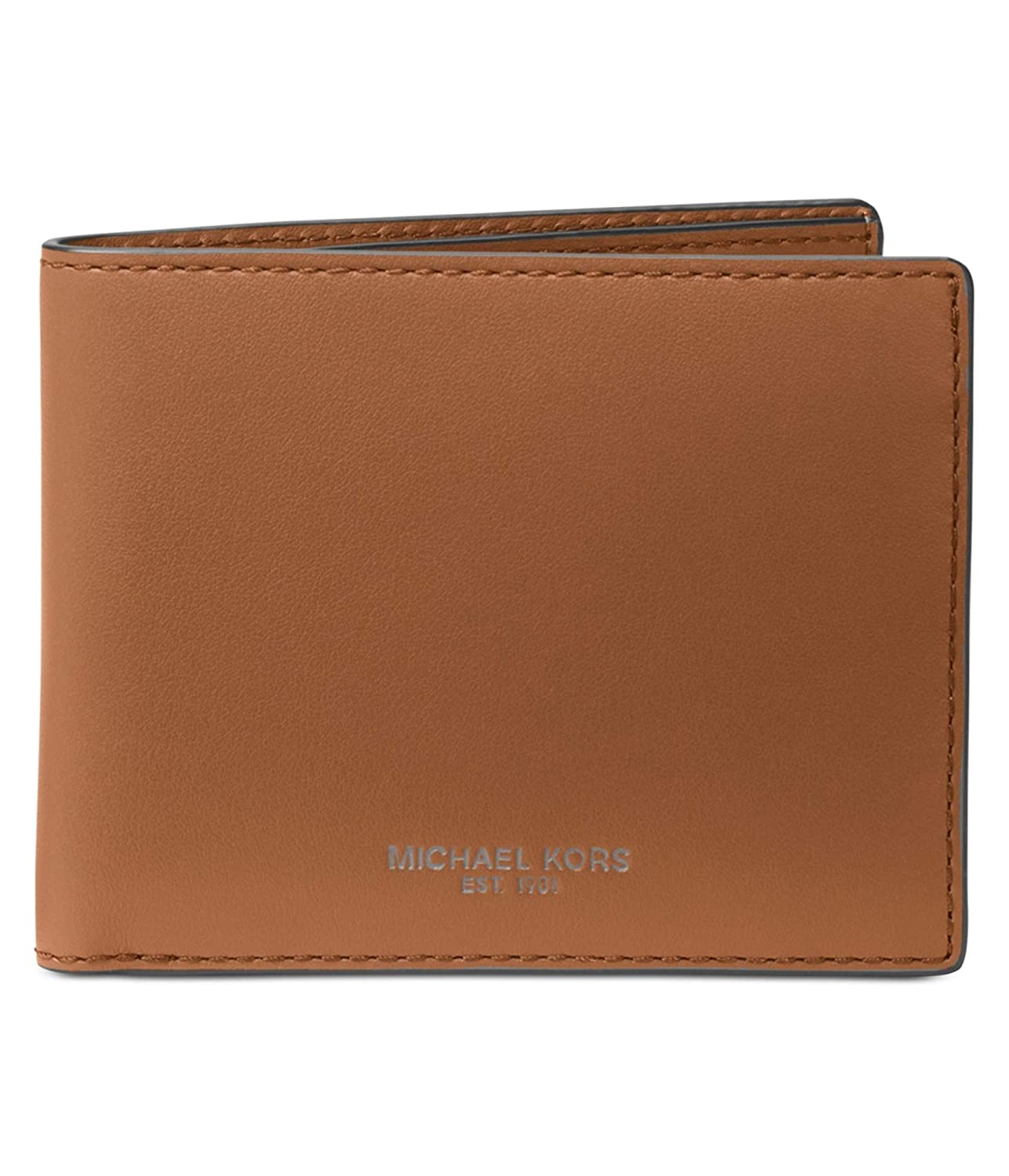 Michael Kors Mens Odin Bifold Wallet: Amazon.es: Ropa y ...
