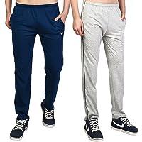 White Moon Men's Cotton Track Pants
