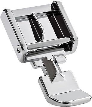 Pied presseur droit /à clipser pour machine /à coudre /à tige basse Compatible avec machine /à coudre Singer Brother Babylock Euro-Pro Janome Elna