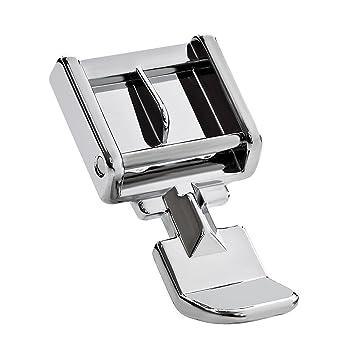 Cremallera prensatelas para máquina de coser - se adapta a todos los baja vástago snap-on * cantante, hermano, Babylock, Euro-pro, Elna y más.