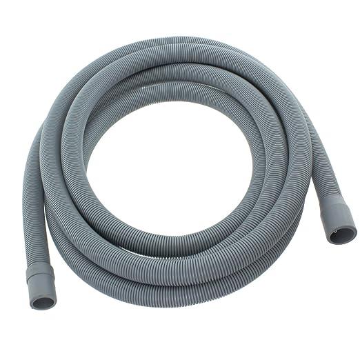 Spares2go Extra larga tubo de agua manguera de desagüe para Smeg ...