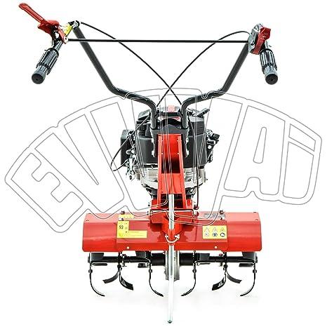 Z-173 Motoazada Motor 4 tiempos 173 cc Motocultor Fresa Moto Zappa ...