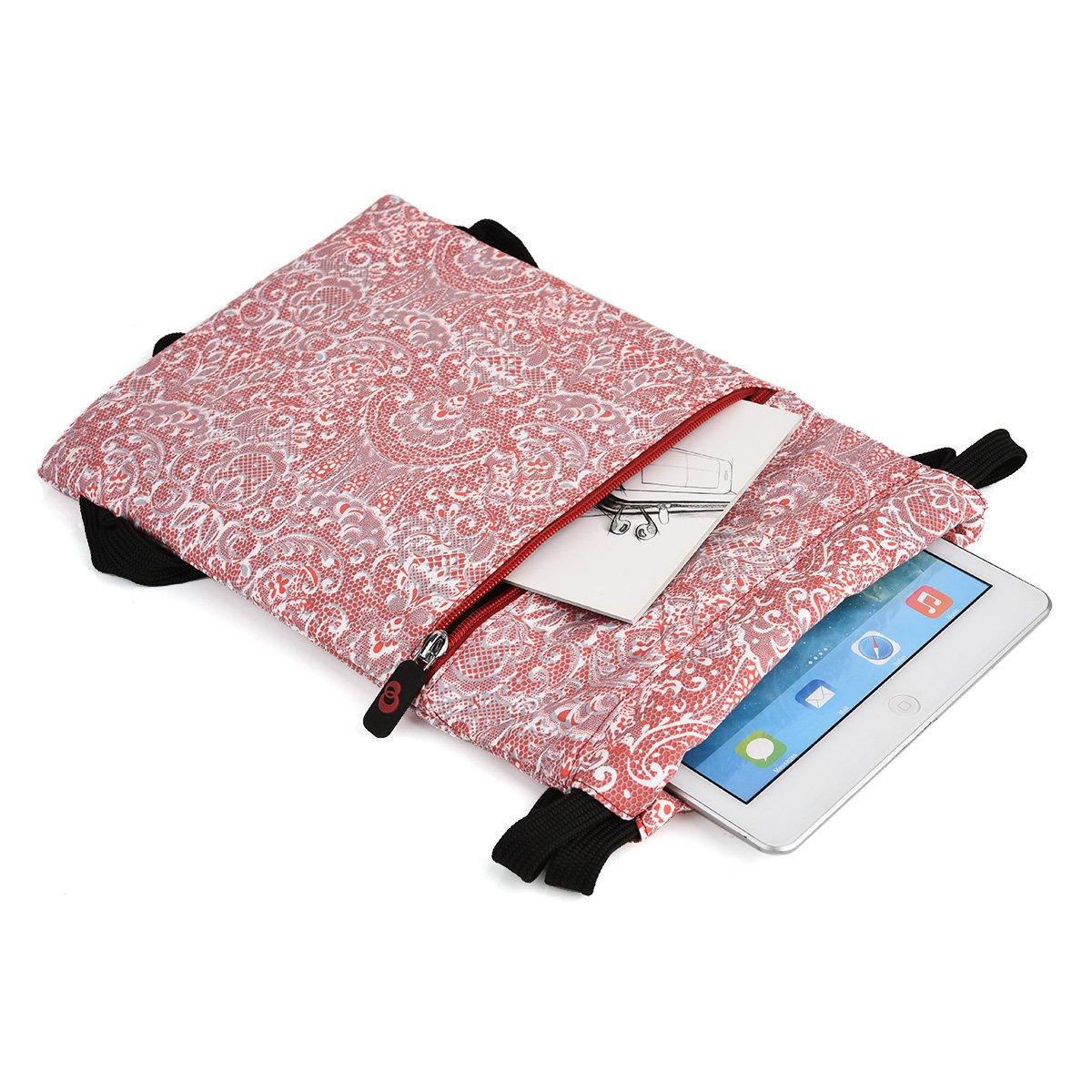 8207374b58bd KroO LG G Pad X 8.0, G Pad 7.0, G Pad X 8.3 LTE Tablet Sleeve Case ...