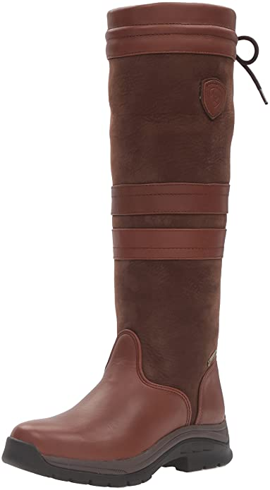 Amazon.com | Ariat Women's Braemar GTX Country Boot | Knee-High