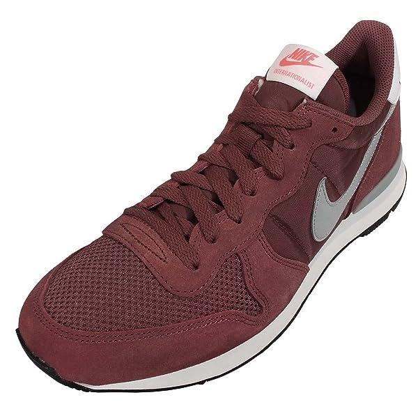size 7 new lifestyle the latest Nike, Sneaker uomo neutral grey-black-infrared-white, Rosso ...