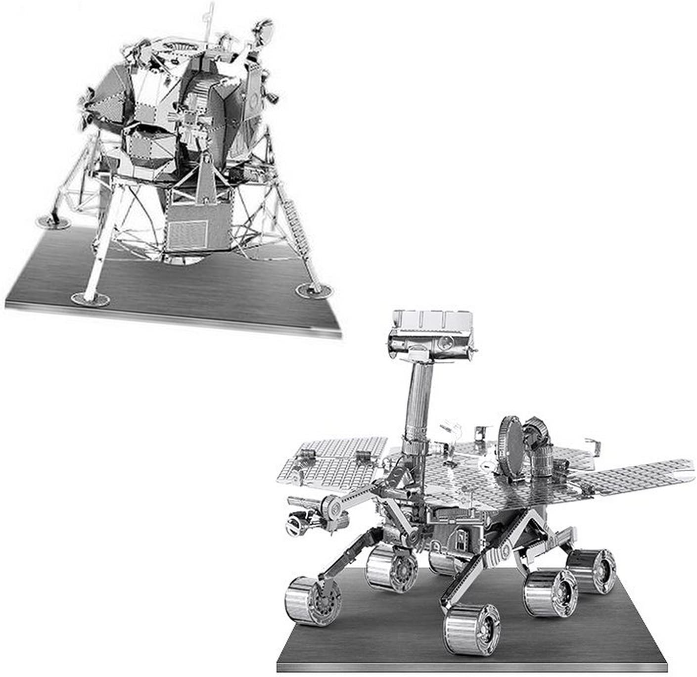 Metal Earth 3D Laser Model Apollo Lunar Module