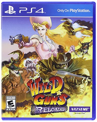 Wild Guns Reloaded - Video Game [USA]: Amazon.es: Videojuegos