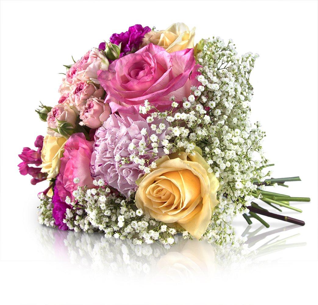 MIFLORA Blumenstrauß  Von Herzen   Entworfen von der Europameisterin