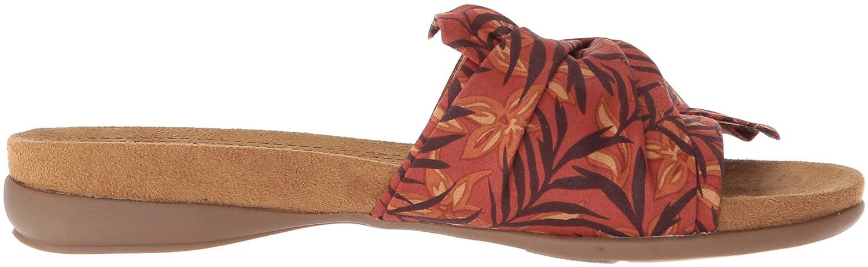 NATURAL SOUL Women's Adalia Slide Sandal B078HVMCFG 9.5 W US|Sunset