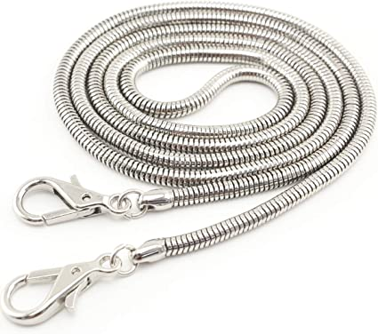 Metal Purse Chain Strap Handle Crossbody Handbag Bag Chain Replacement Supply