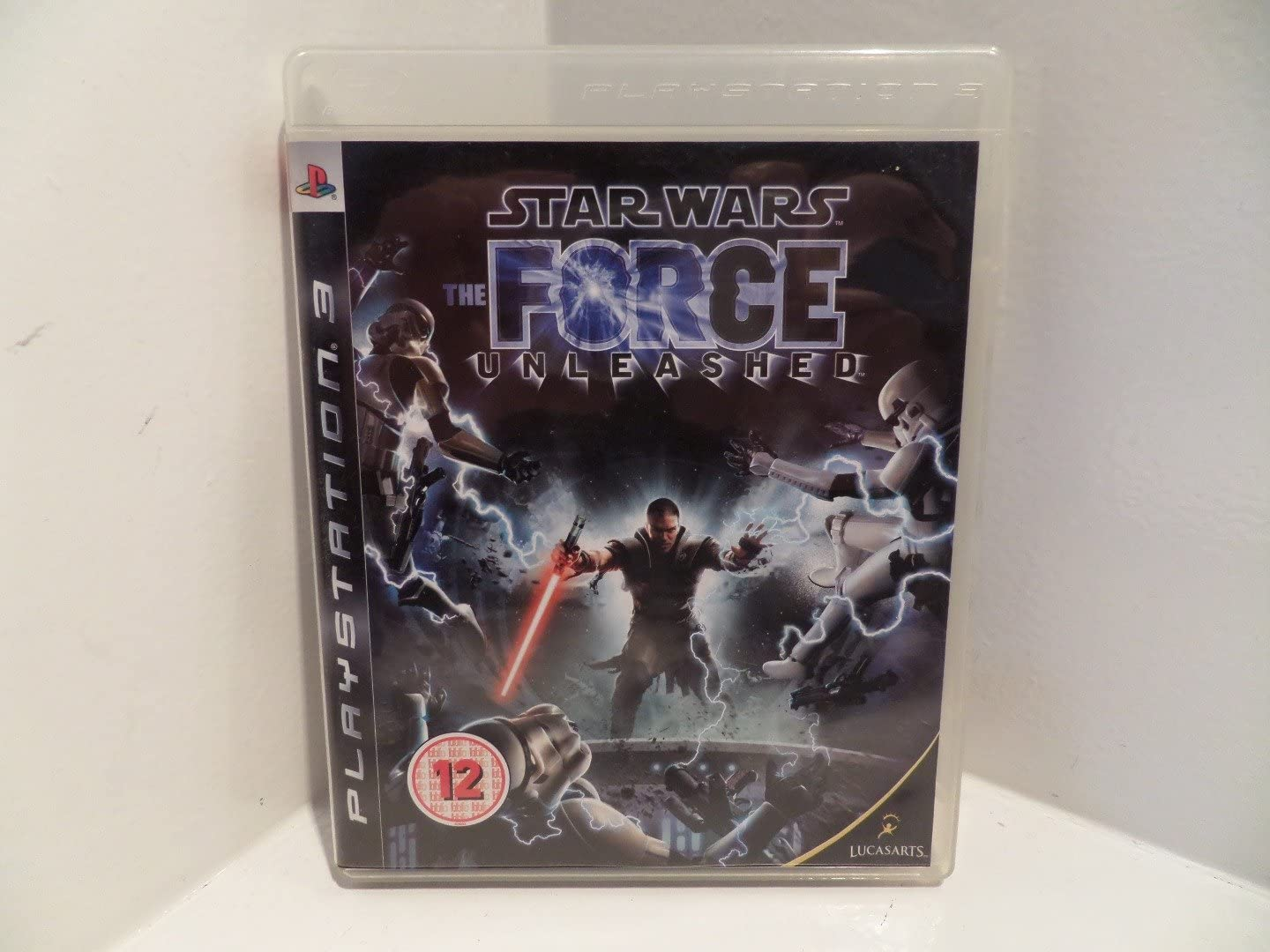 Star Wars: The Force Unleashed (PS3) [Import Anglais]: Amazon.es: Videojuegos