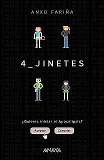 4 jinetes (Literatura Juvenil (A Partir De 12 Años) - Narrativa Juvenil)