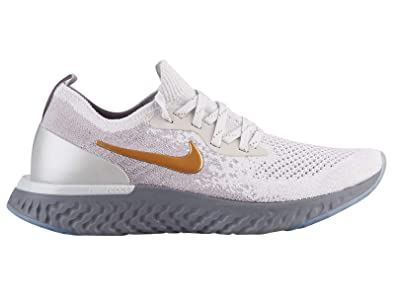 2f1378a8eae3a Nike Womens Epic React Flyknit Metallic PREM Running Trainers AV3048  Sneakers Shoes (UK 3.5 US
