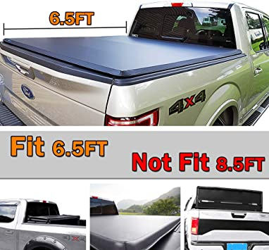 Spead Vmall Soft Tri Fold Pickup Tonneau Cover Fits For 2016 2017