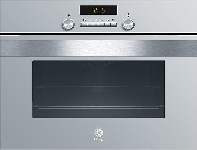 Balay 3HB458XCA - Horno (Medio, Horno eléctrico, 50 L, 50 L, 50 ...