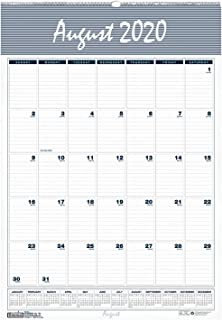 product image for House of Doolittle 2020-2021 Monthly Wall Calendar, Academic, Bar Harbor, 15.5 x 22 Inches, August - July (HOD353-21)