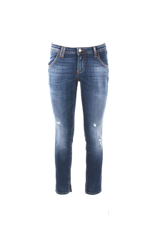 ROY ROGER'S Jeans Donna 26 Denim A18rnd010d1411059 Autunno Inverno 2018/19