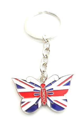 Amazon.com: I Love London llavero – Llavero, diseño de ...