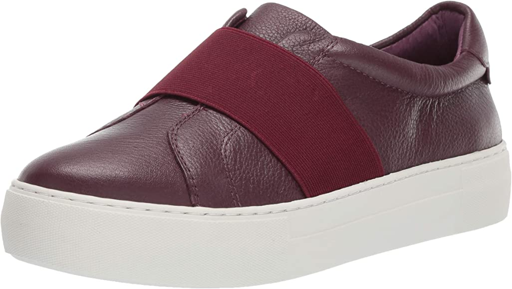 JSlides Women's Adorn Sneaker, Burgundy