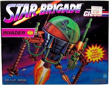 GI Joe 1993 Star Brigade PAYLOAD Missile