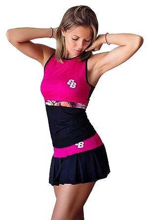 Desconocido Conjunto Austria Chica para Tenis Y Padel - S: Amazon ...