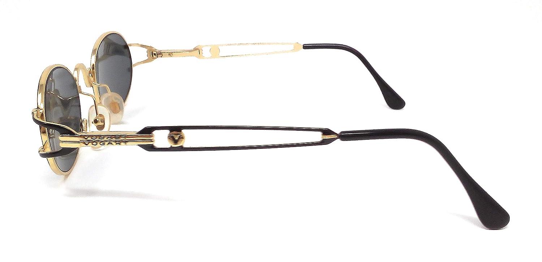 Vogart - Gafas de sol - para mujer Nero E Oro 37: Amazon.es ...